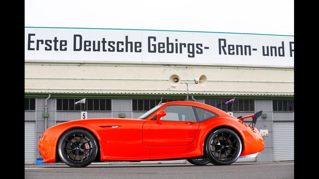 Wiesmann GT MF4-CS, Seitenansicht