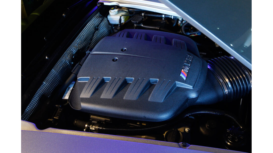Wiesmann GT MF4-S, Detail, Motor