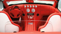 Wiesmann Roadster MF 4-S, Cockpit