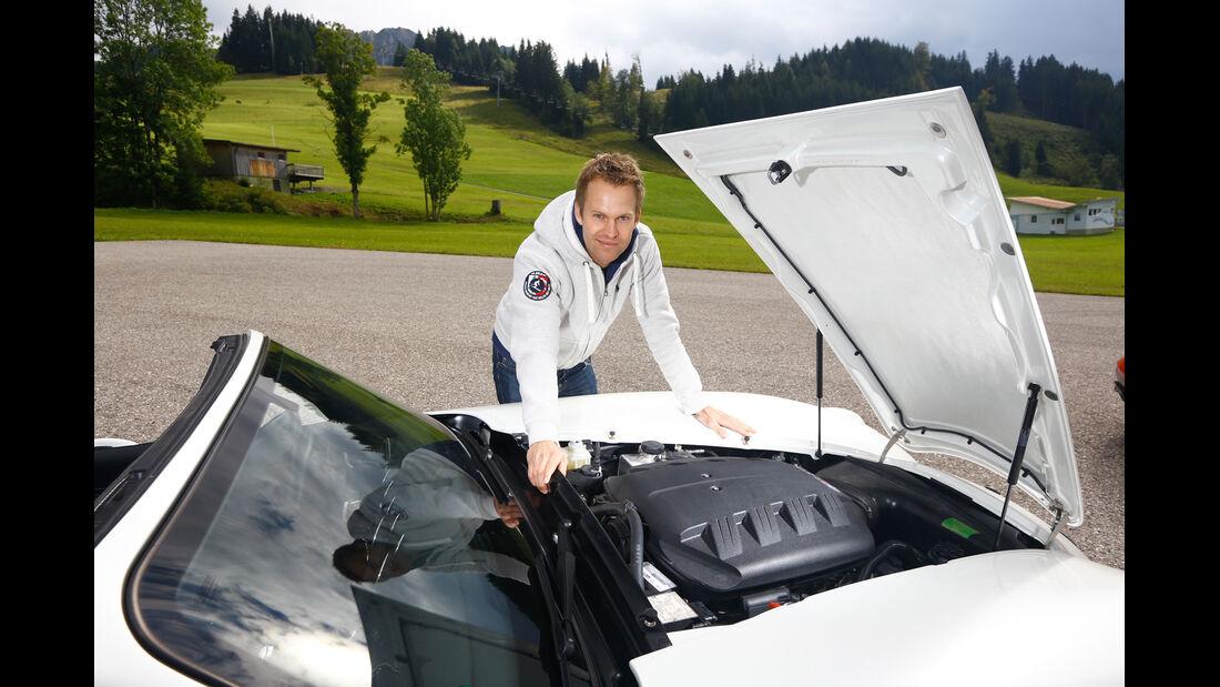 Wiesmann Roadster MF4-S, Christian Gebhardt, Motor