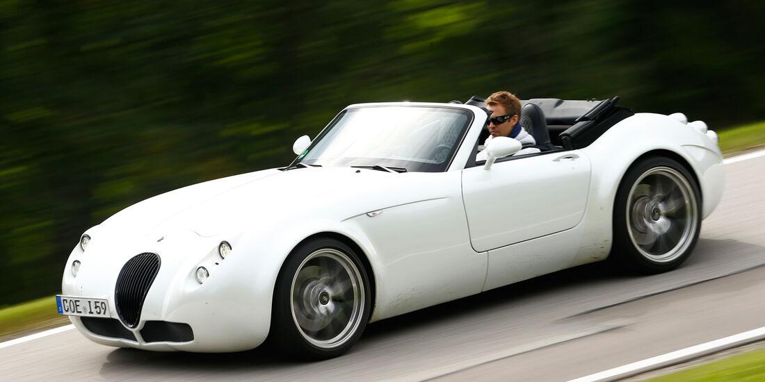 Wiesmann Roadster MF4-S, Frontansicht