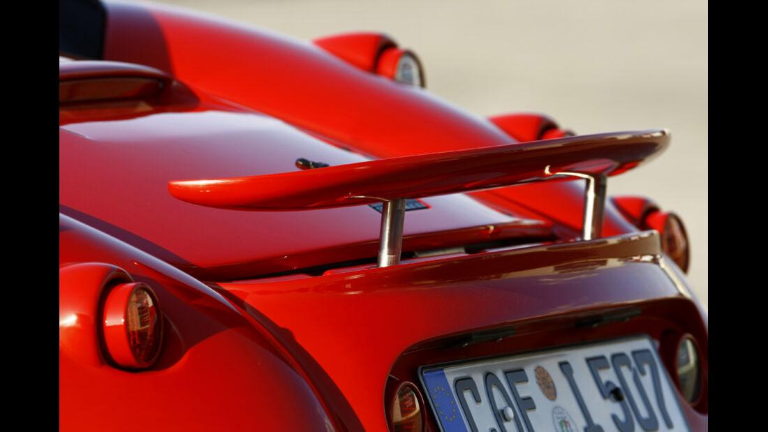 Wiesmann Roadster MF5 Spoiler