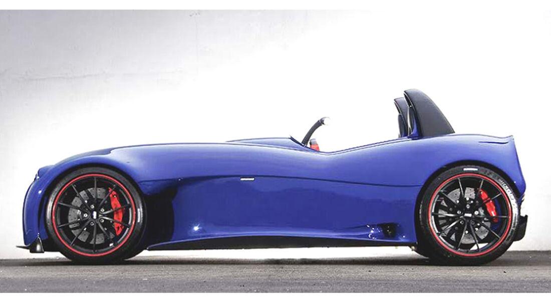 Wiesmann Spyder Concept Genf 2011