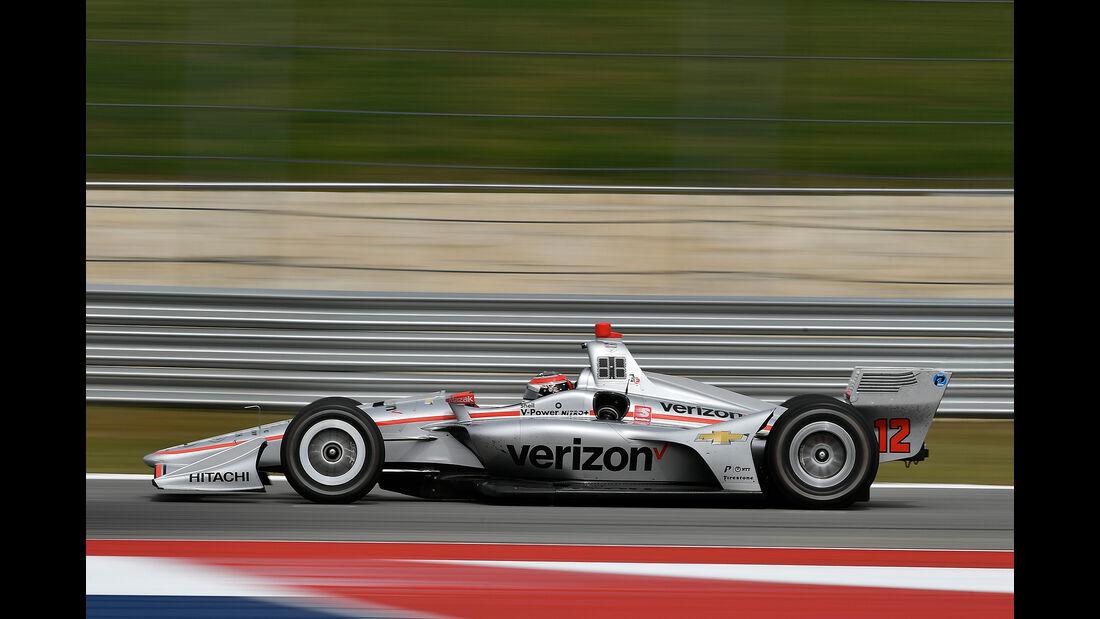 Will Power - IndyCar - Austin - 2019