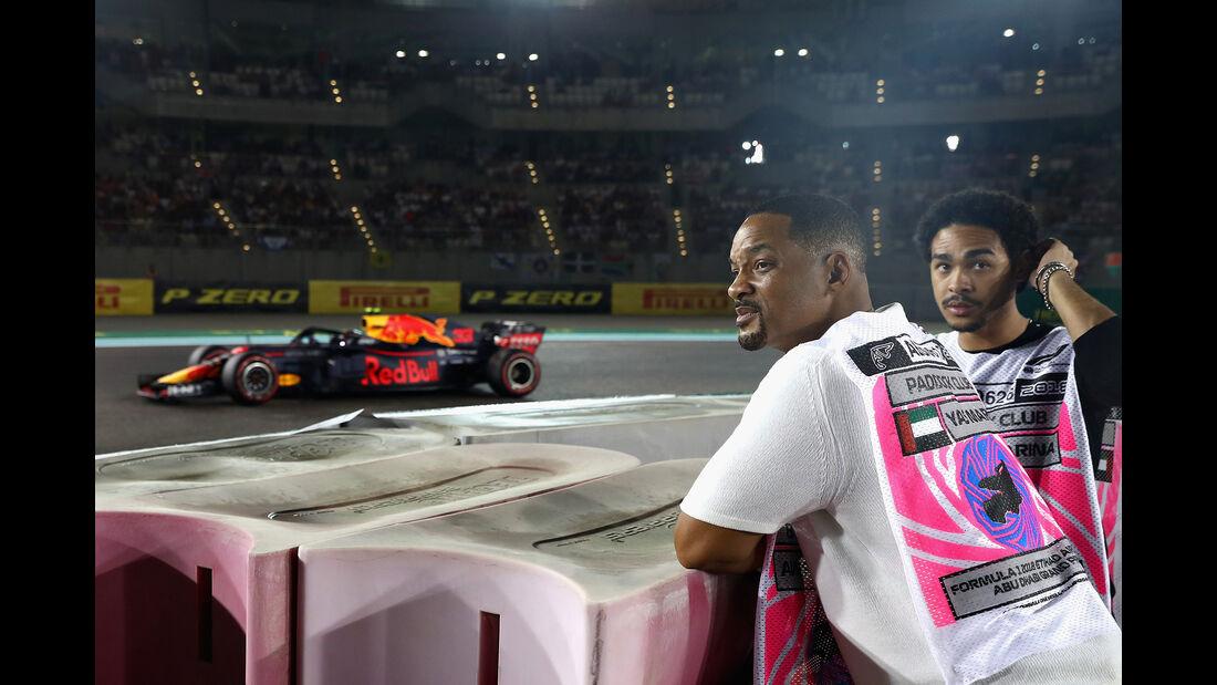 Will Smith - GP Abu Dhabi 2018