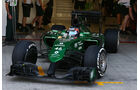 Will Stevens - Caterham - Formel 1 Test - Abu Dhabi - 25. November 2014