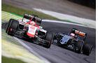 Will Stevens - Formel 1 - GP Brasilien 2015