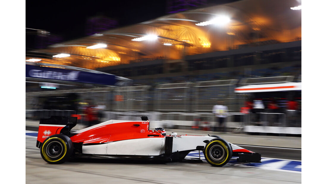 Will Stevens - GP Bahrain 2015