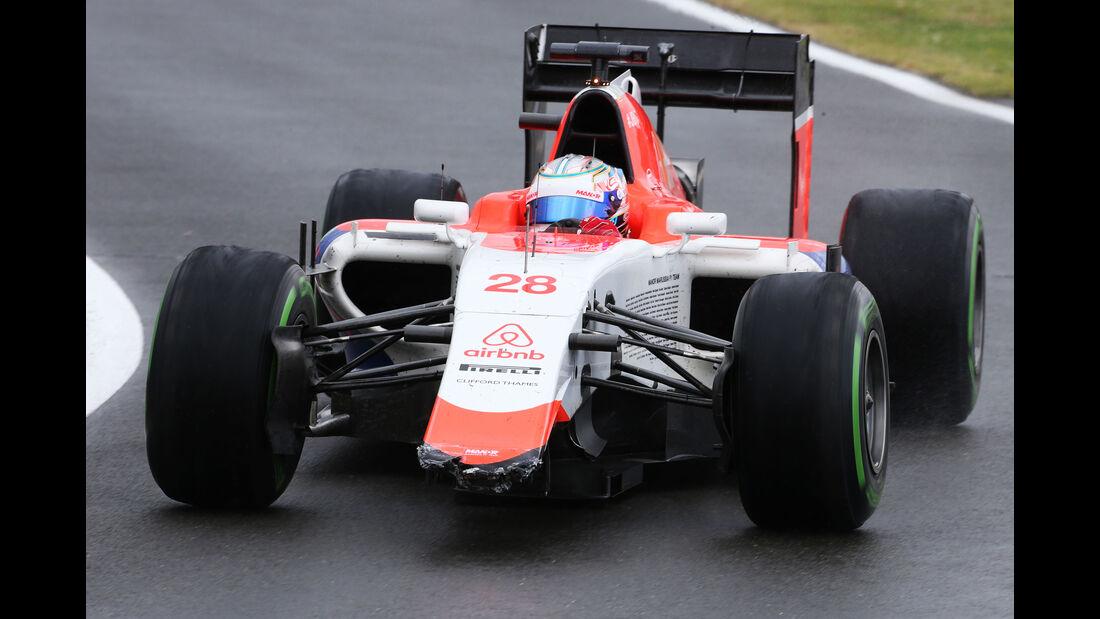 Will Stevens - GP England 2015