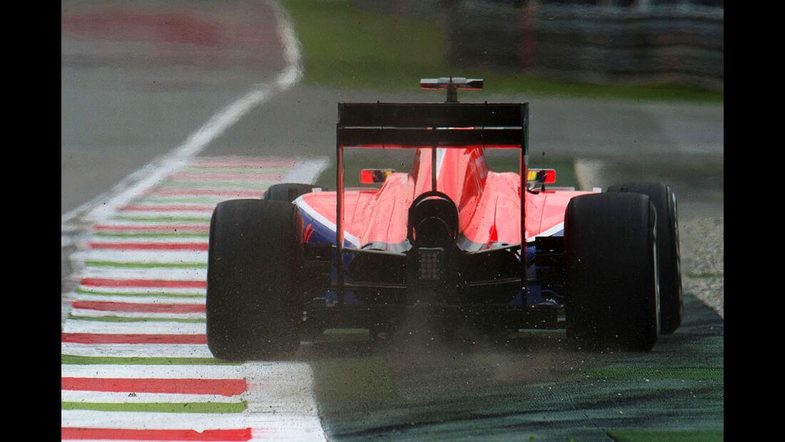 Will Stevens - GP Italien 2015