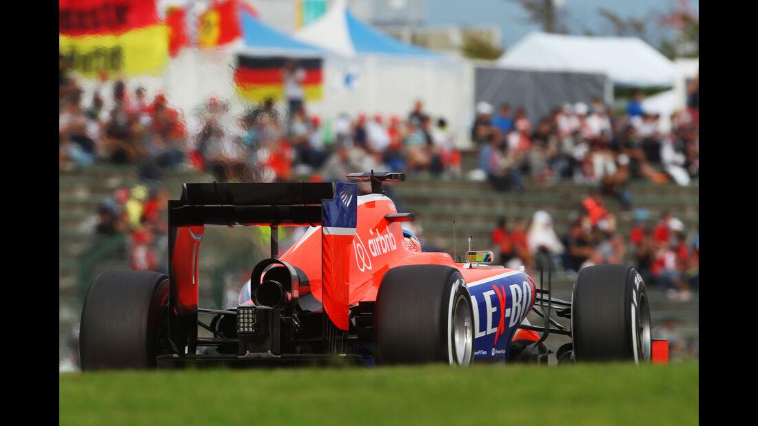 Will Stevens - GP Japan 2015