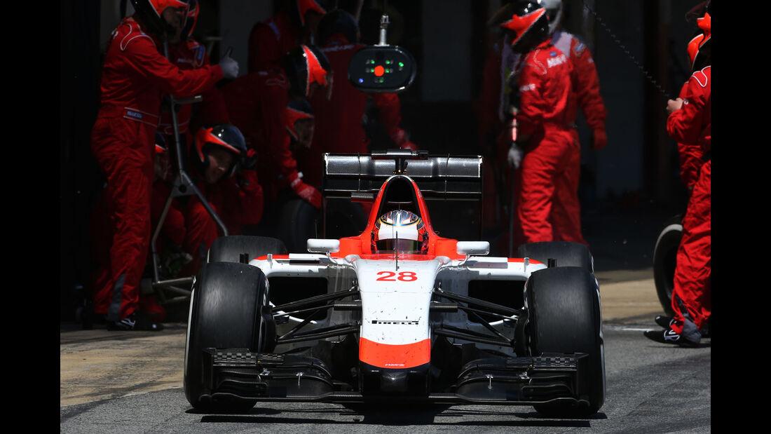 Will Stevens - GP Spanien 2015