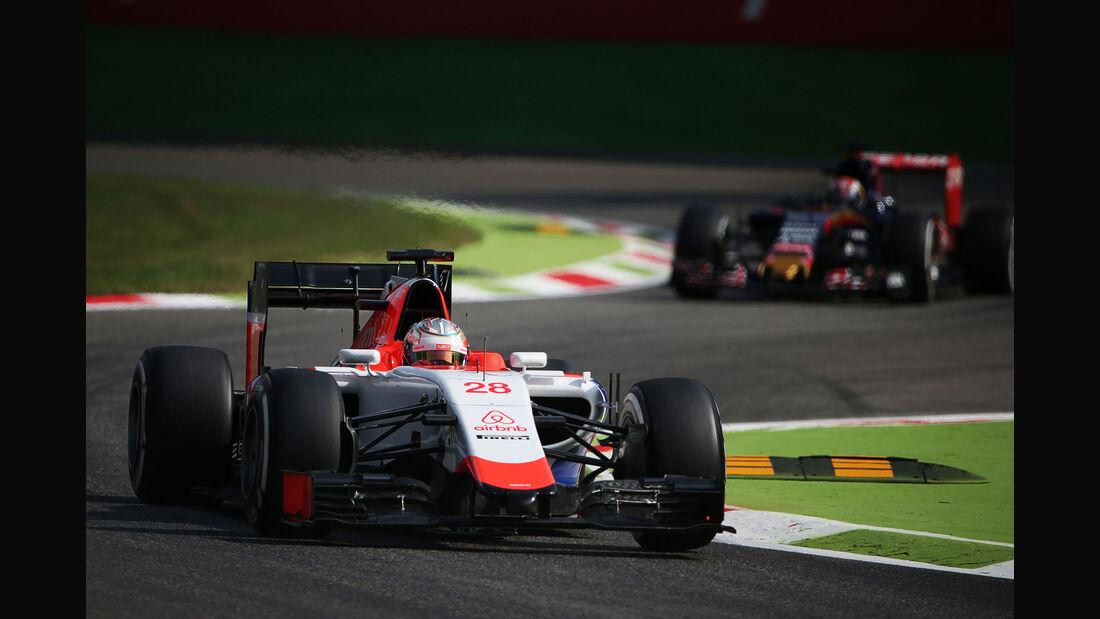 Will Stevens - Manor F1 - GP Italien - Monza - Freitag - 4.9.2015