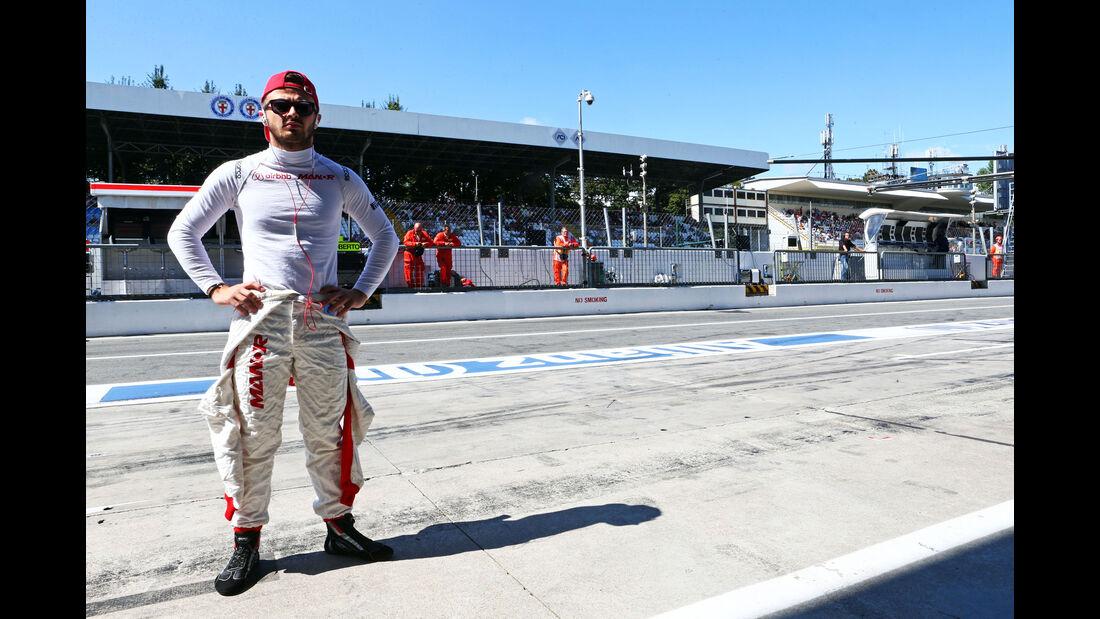 Will Stevens - Manor F1 - GP Italien - Monza - Qualifying - 5.9.2015