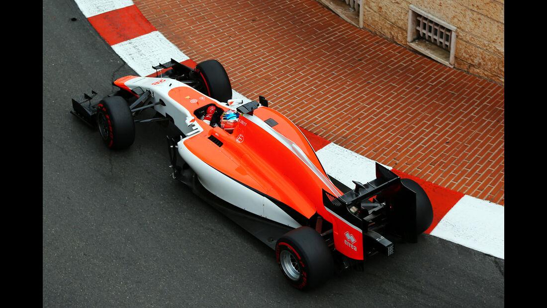 Will Stevens - Manor - Formel 1 - GP Monaco - Samstag - 23. Mai 2015