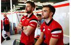 Will Stevens - Manor Marussia - Formel 1 - GP Australien - 13. März 2015