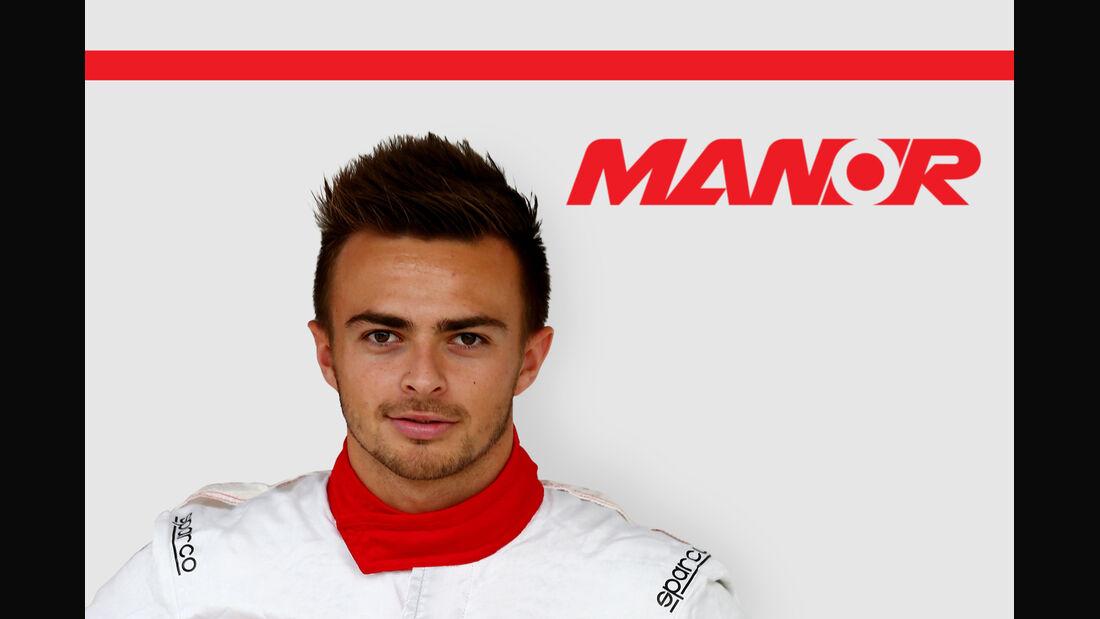 Will Stevens - Porträt - Formel 1 - 2014