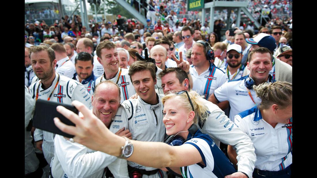 Willams - GP Kanada 2015
