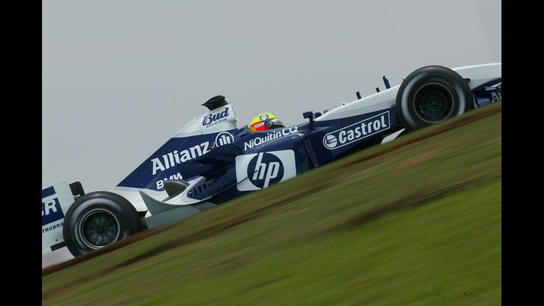 Williams - 2004