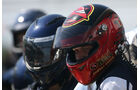 Williams - 2009 - Mechaniker - Helme - Formel 1