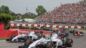 Williams 2014 Kanada