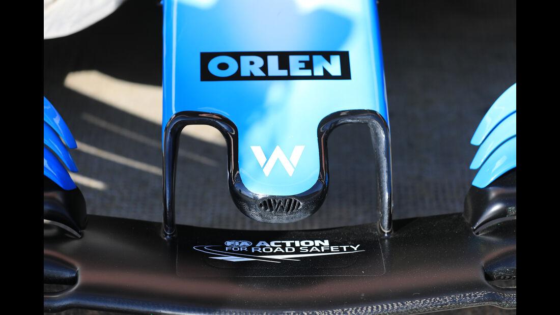 Williams - Barcelona - F1-Test - 18. Februar 2019