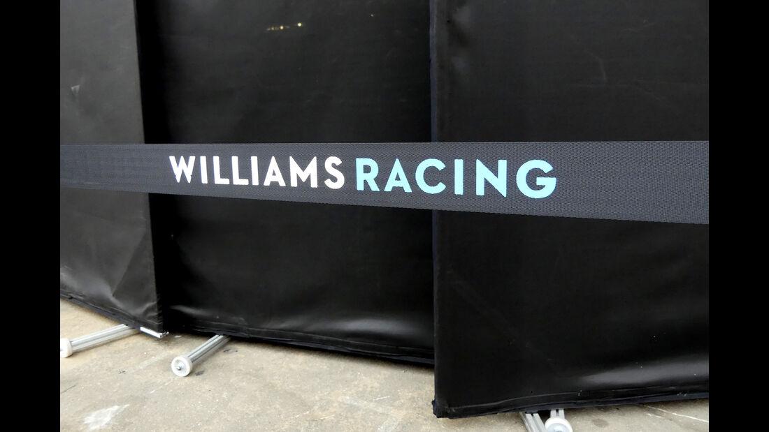 Williams - Barcelona - F1-Test - 20. Februar 2019
