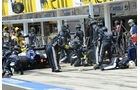 Williams-Box Unfall