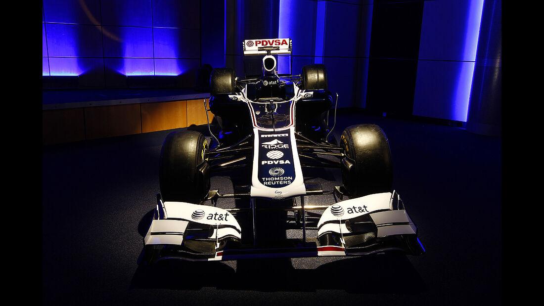 Williams Cosworth FW33