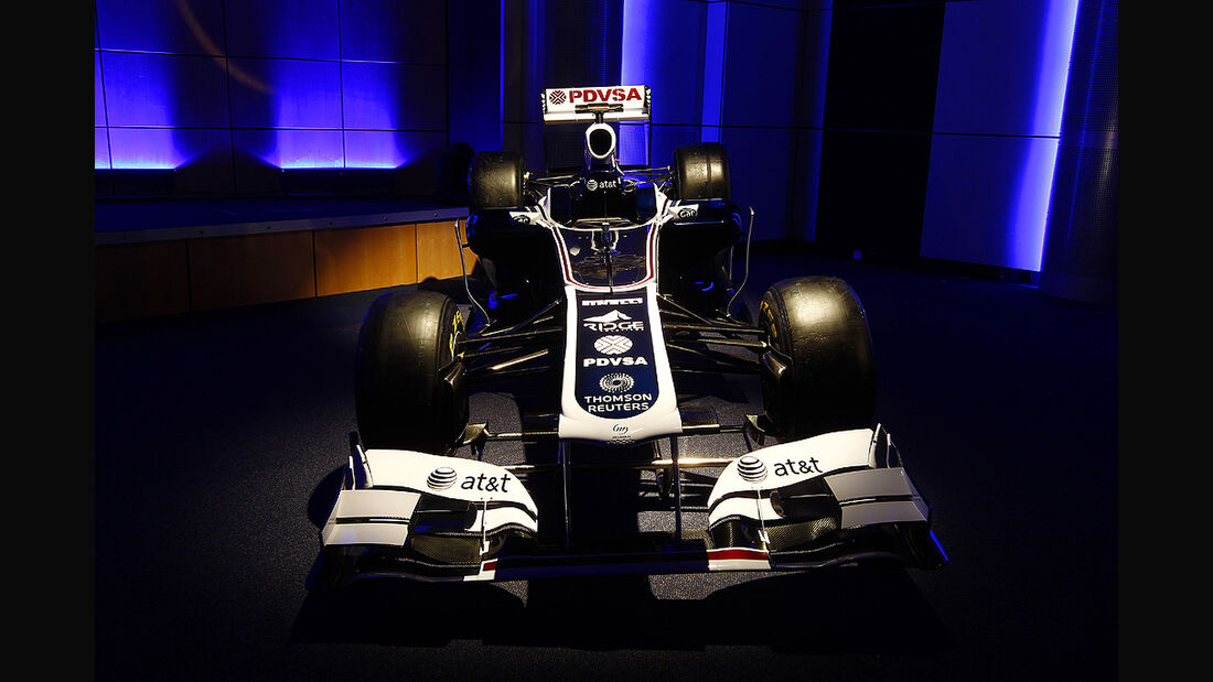 Williams Cosworth FW33