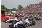 Williams - Danis Bilderkiste - GP Kanada 2014