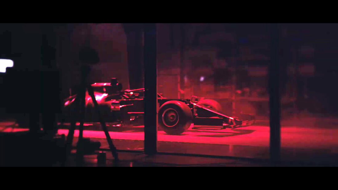Williams - F1 - Teaserbilder - 2020