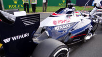 Williams F1 Technik 2013