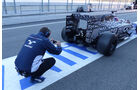 Williams - F1-Test Barcelona - 2015