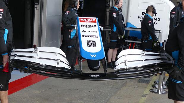 Williams - F1-Test - Barcelona - 26. Februar 2020