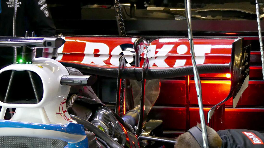 Williams - F1-Test - Barcelona - 28. Februar 2020