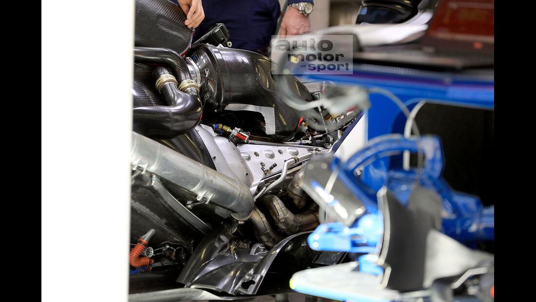 Williams - F1-Test - Barcelona - Tag 5 - 6. März 2018