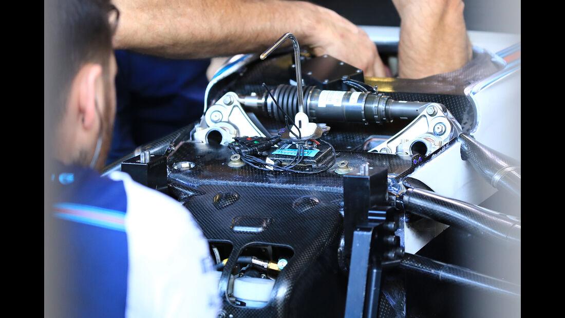 Williams - F1-Test - Barcelona - Tag 8 - 9. März 2018