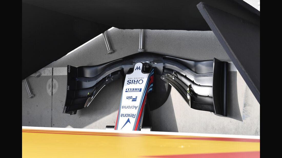 Williams - F1-Test - Budapest - 1. August 2018