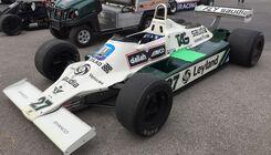 Alte F1-Renner in Austin