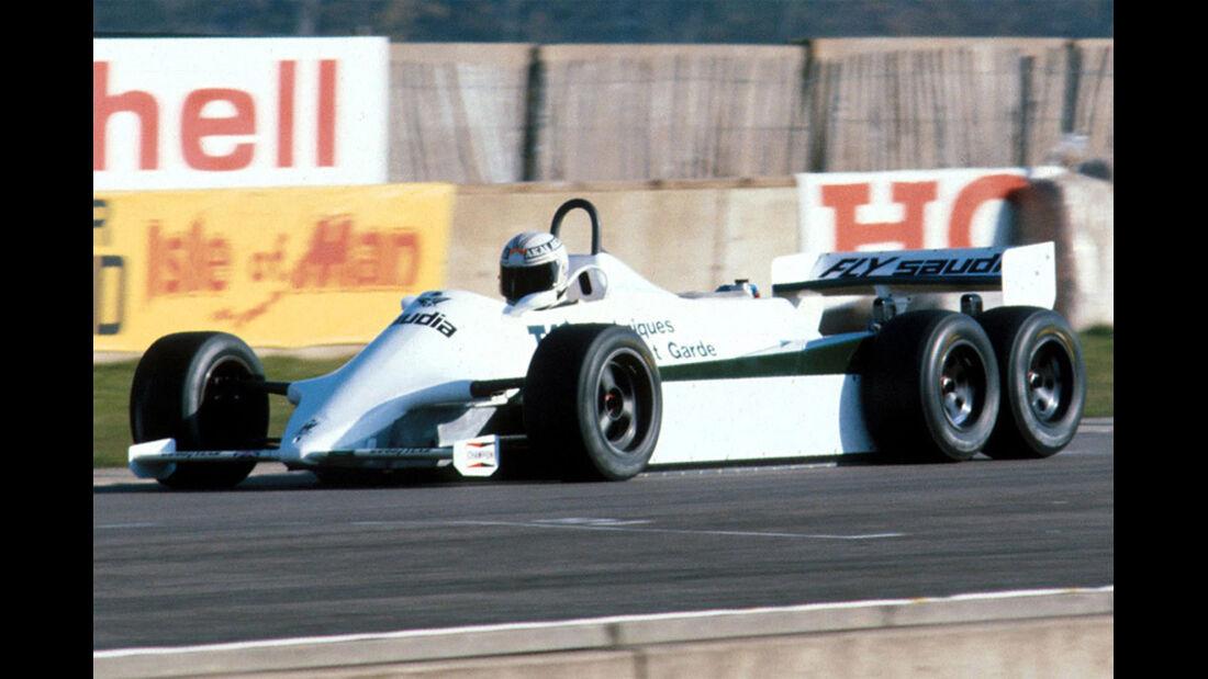 Williams FW07d