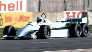 Williams FW07d