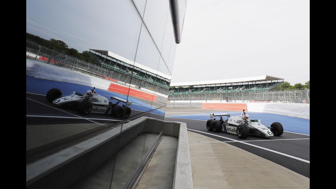 Williams FW08B - Williams-Jubiläum - Silverstone - 2017