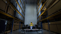 Williams FW13 - Museum - Lager - 2017