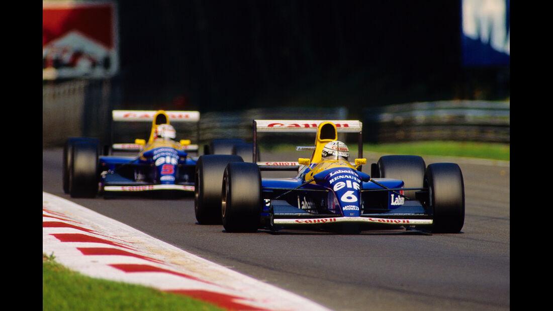 Williams FW14B - Formel 1 1992
