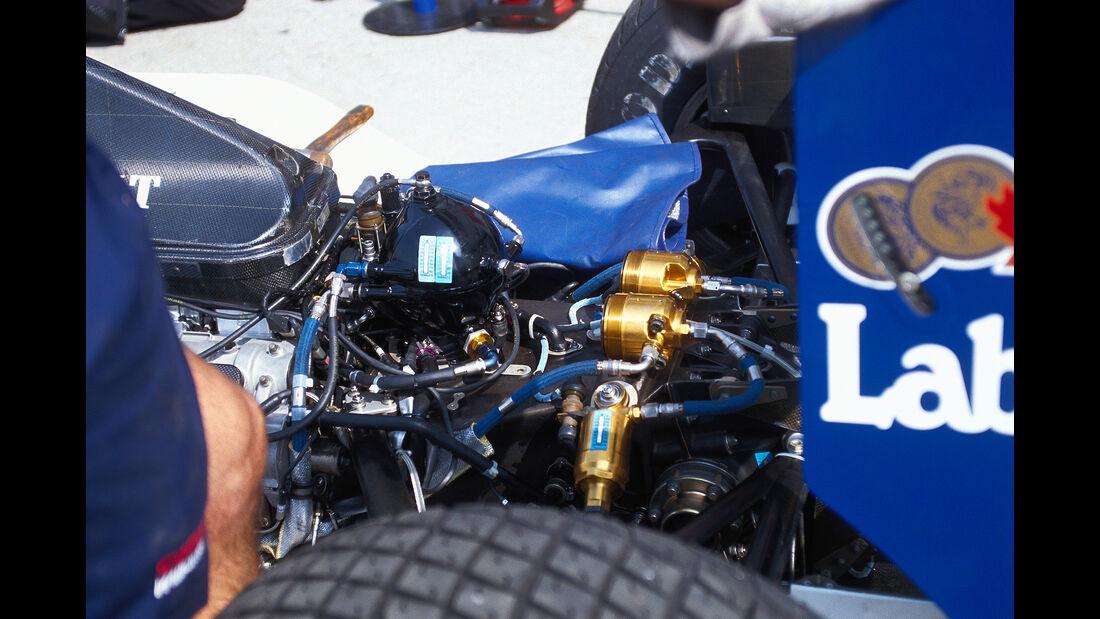 Williams FW14B - GP Ungarn 1992