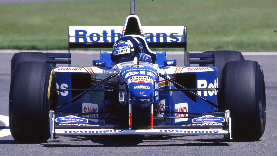 Williams FW18 - Imola 1996
