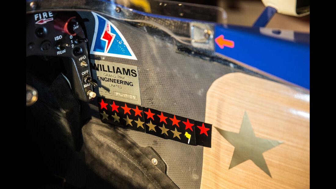 Williams FW19 - Museum - Lager - 2017