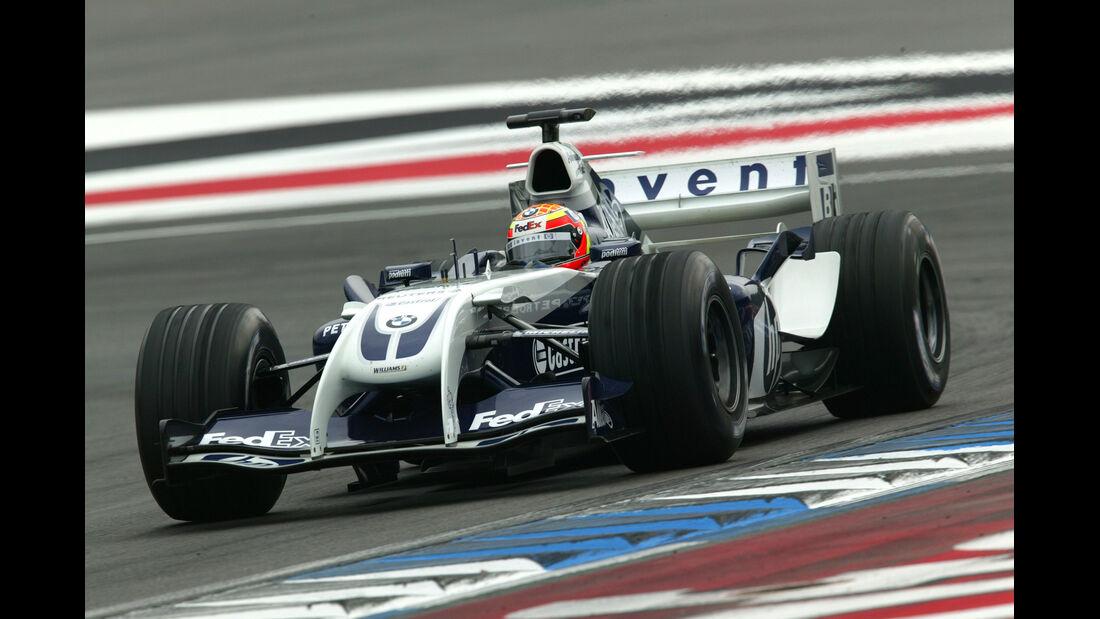 Williams FW26 - Formel 1 2004
