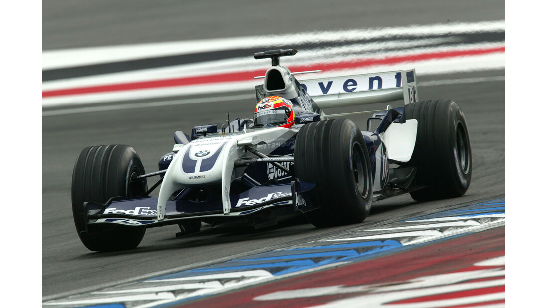 Williams FW26 - Verrückte Formel 1-Ideen